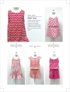 Kidswear catalogue design