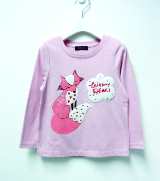 Gymboree Girls-Fox print