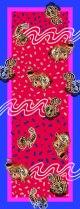 Haechi Korean Tiger Scarf_Pink